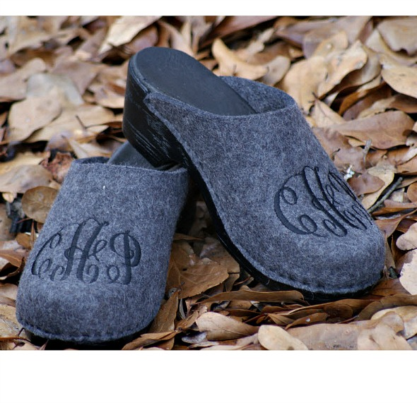 Kick Off Fall With a Pair of Custom Clogs