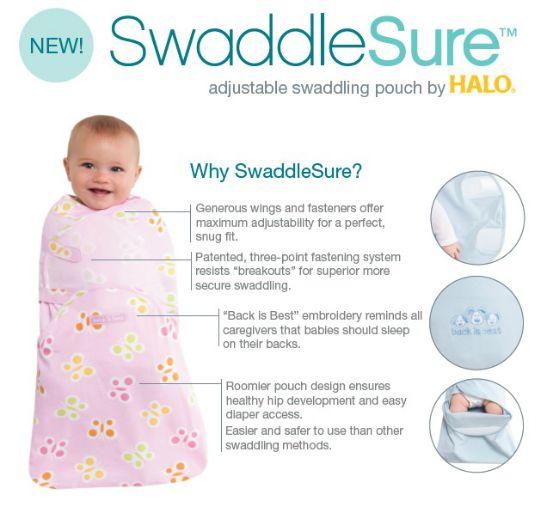 Halo SwaddleSure