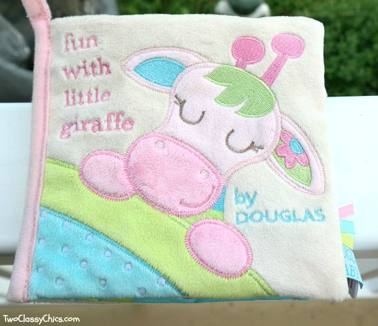 Soft Books for Baby from Douglas Toys