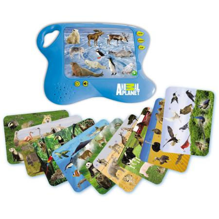 Animal Planet Animals of the World Learning Pad