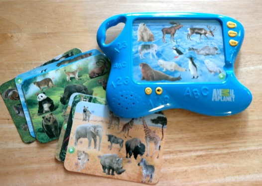 Animal Planet Learning Pad for Kids
