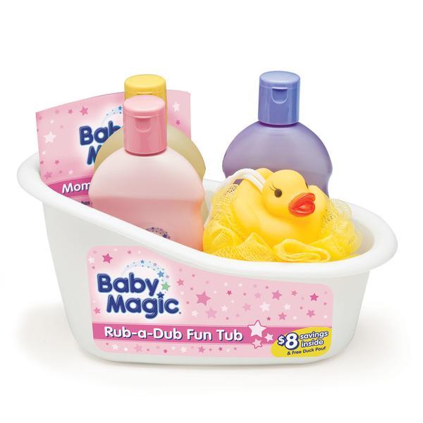 Baby Magic Tub Fun Set