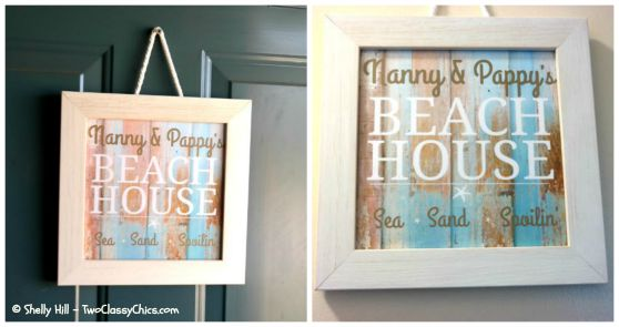 Gifts for Grandparents - Wall Plaques