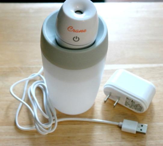 Crane Portable Travel Humidifier
