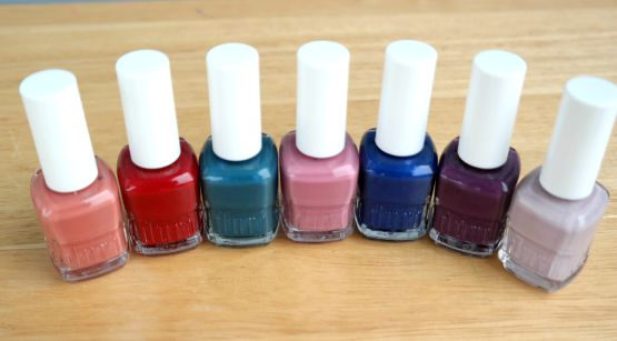 Duri Cosmetics Nail Polishes
