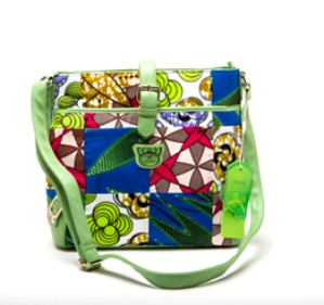 Fricaine Alice Crossbody Exotic Bag