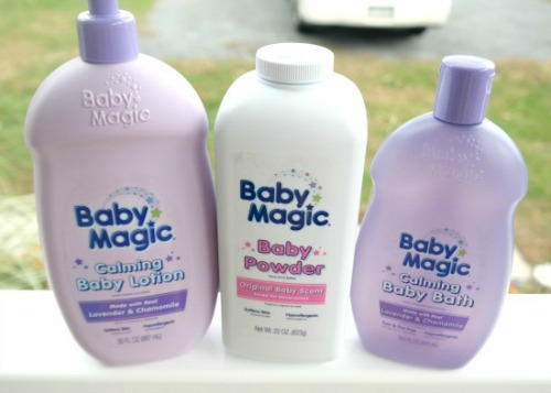 Lavender Baby Magic Products