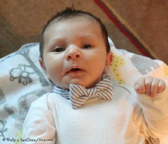 Baby Bow Ties for Newborns