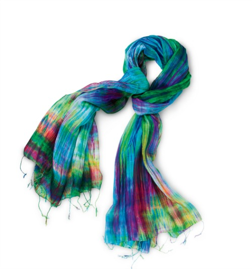 Royal Silk Scarf - World Vision Catalog