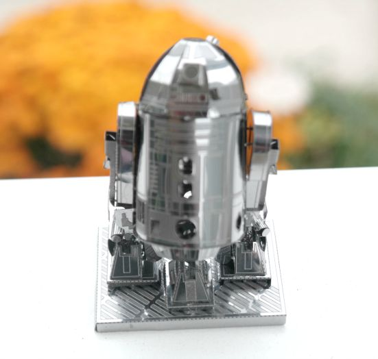 Star Wars Metal Model Kit R2D2