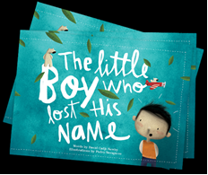 The Little Boy Who Lost His Name Book