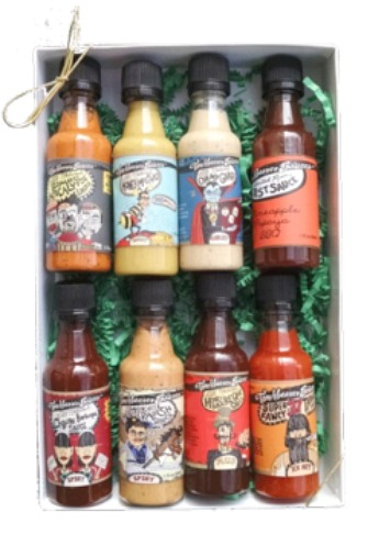 Torchbearer Sauces