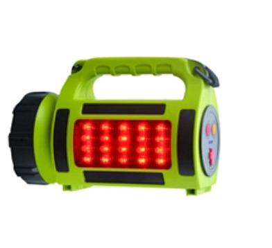 Lumen Rechargeable USB Power Bank Lantern