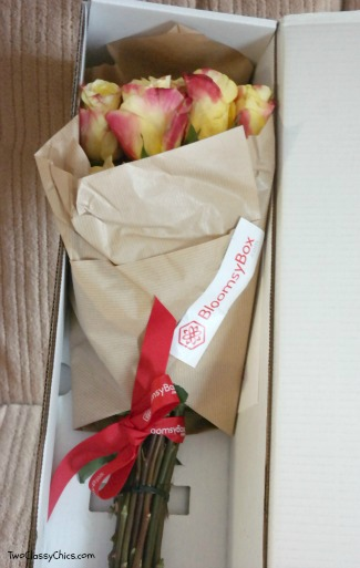 Roses from Bloomsybox