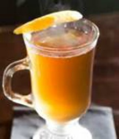 CALICHE SPICED HOT TODDY Cocktail Recipe