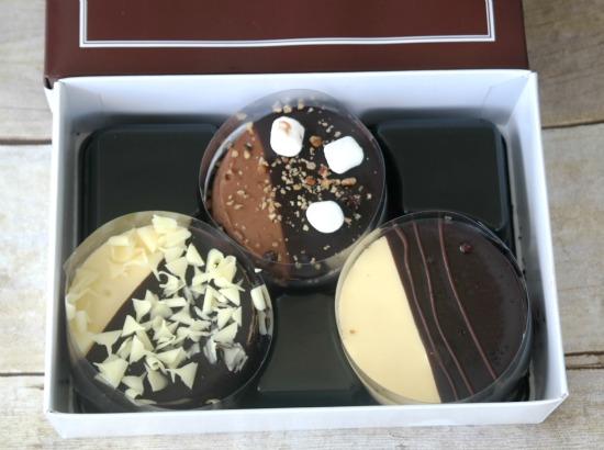 Cheesecake Trio from Shari's Berries