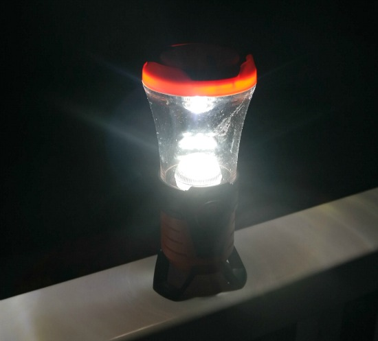 USB Rechargeable Speaker LED Lantern