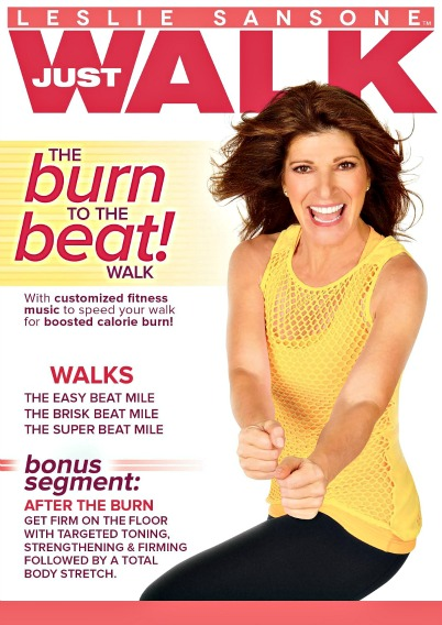 Leslie Sansone Just Walk: The Burn to the Beat Walk