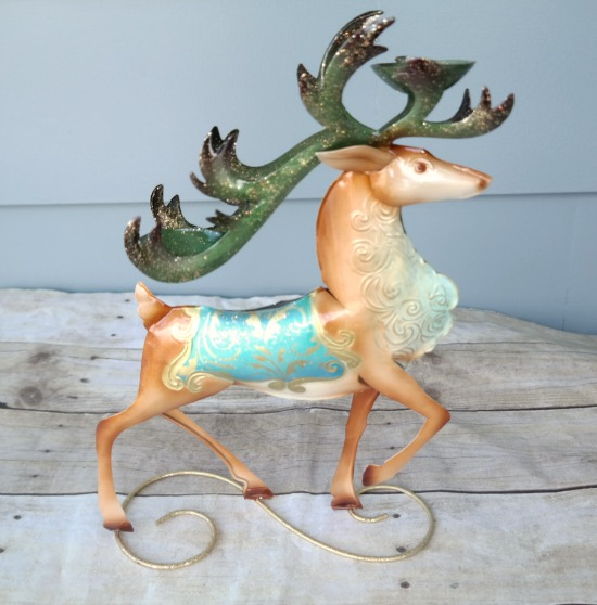 Reindeer Candle Holders from Decobreeze