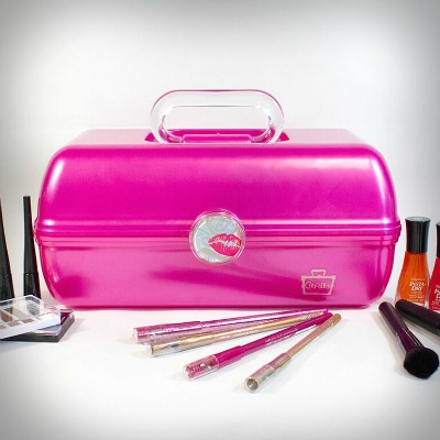 On the Go Girl Caboodles Case