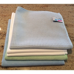 Premium Microfiber Cleaning Cloths - 5 Pack