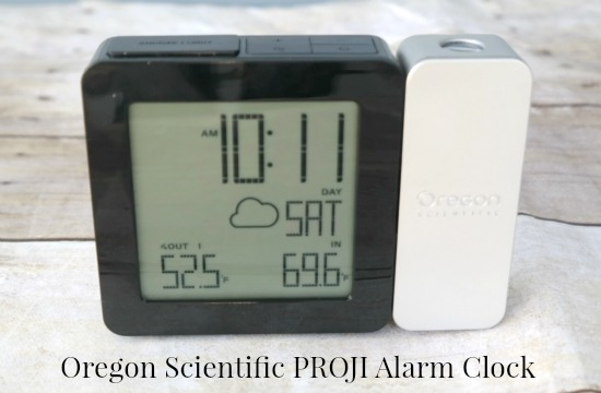 Oregon Scientific Projection Alarm Clock