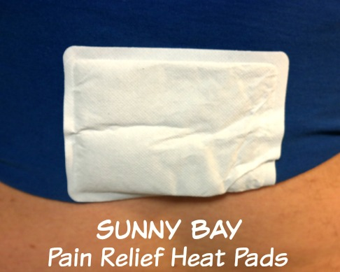 Sunny Bay Pain Relief Heat Patches