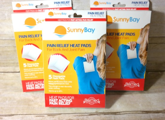 Sunny Bay Pain Relief Heat Pads