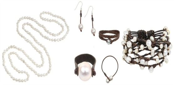 Vincent Peach Jewelry Collection