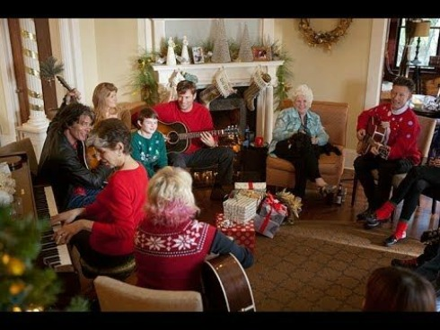 Angel Sing - Holiday Movie DVD