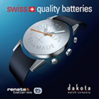 Dakota Watch - Swiss Batteries