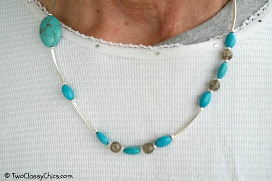 7 Charming Sisters Cape Cod Necklace
