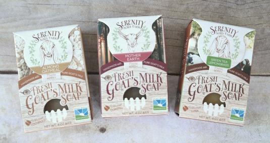 Fresh Goat's Milk Soap