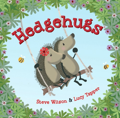 Hedgehugs Children's Book