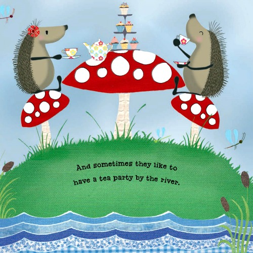 Hedgehugs Kid's Book