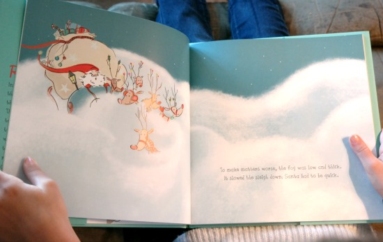 Reindeer Dust Children's Book