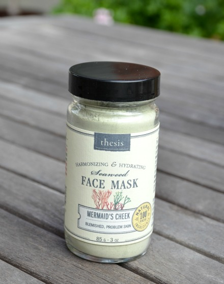 Thesis Seaweed Face Mask