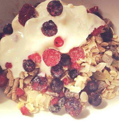 Swiss Bircher Muesli Recipe