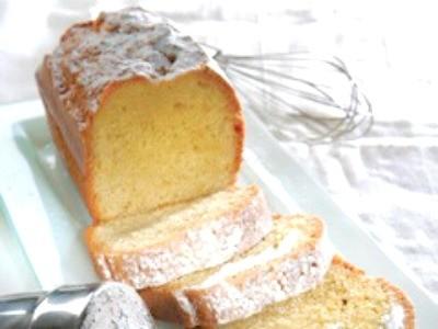 Almond Cake with Orange Zest Recipe