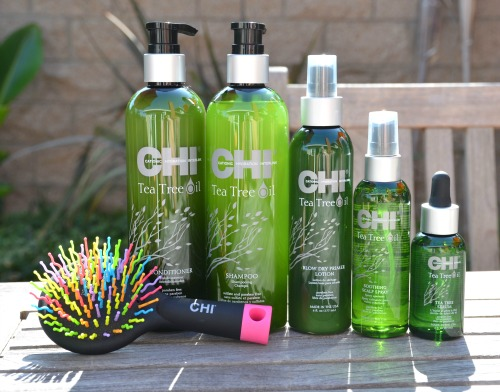 CHI Tea Tree Oil Hair Products