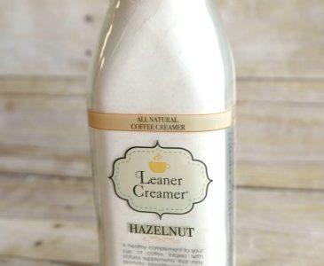 Leaner Creamer - Hazelnut