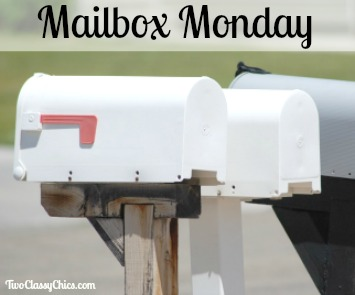 Mailbox Monday for October 2017