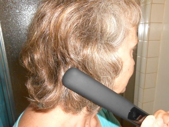 CHI ONYX EURO SHINE Hair Styler