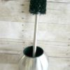 Toilet Brush with Stainless Steel Holder by ToiletTree
