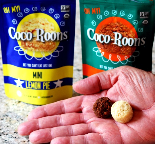 Coco-Roons Organic Snacks