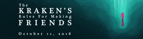The Kraken's Rules for Making Friends - Children's Book