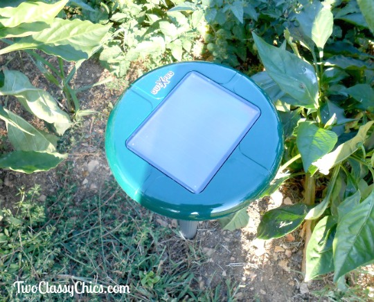 OUTXPRO Solar Energy Snake and Pest Repeller