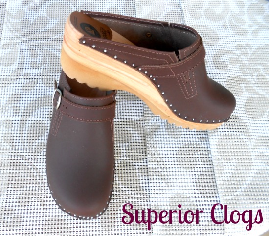 Genuine Leather Clogs from Superior Clogs