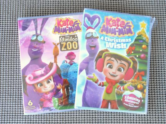 Kate & Mim-Mim Children's DVDs