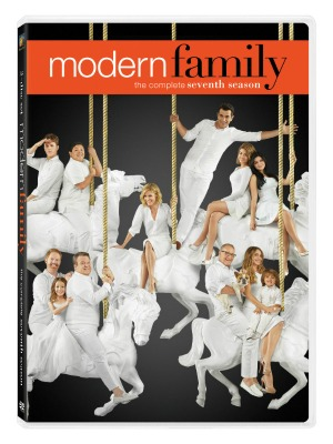 Modern Family - The Complete 7th Season on DVD
